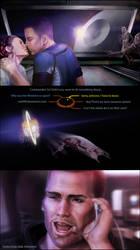 The Star Effect: Blasphemy by hel999