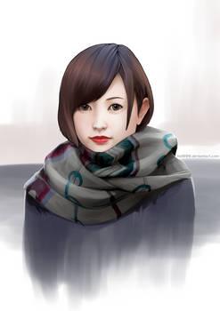 Face Study 01