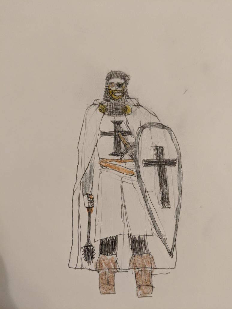 Siegmund by OneArmedDruid