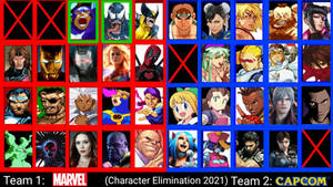 Character Elimination 2021 Part 05 (CLOSED)