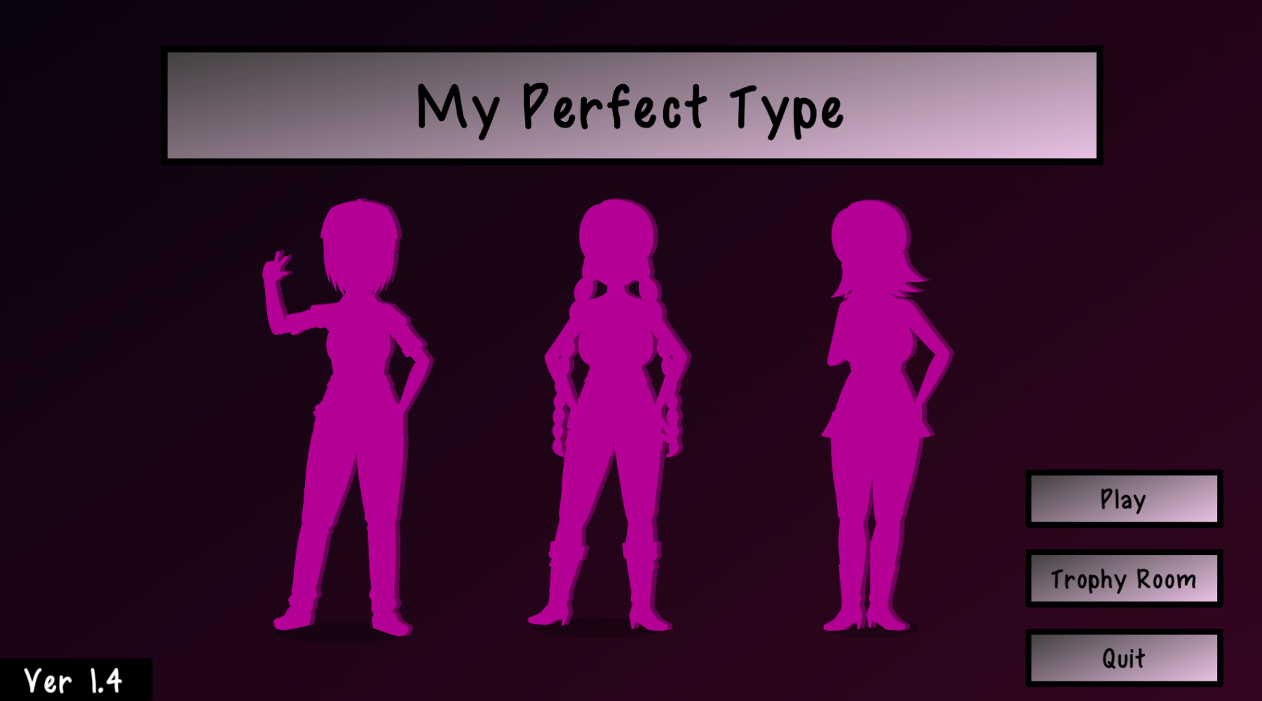 My Perfect Type: v1.4