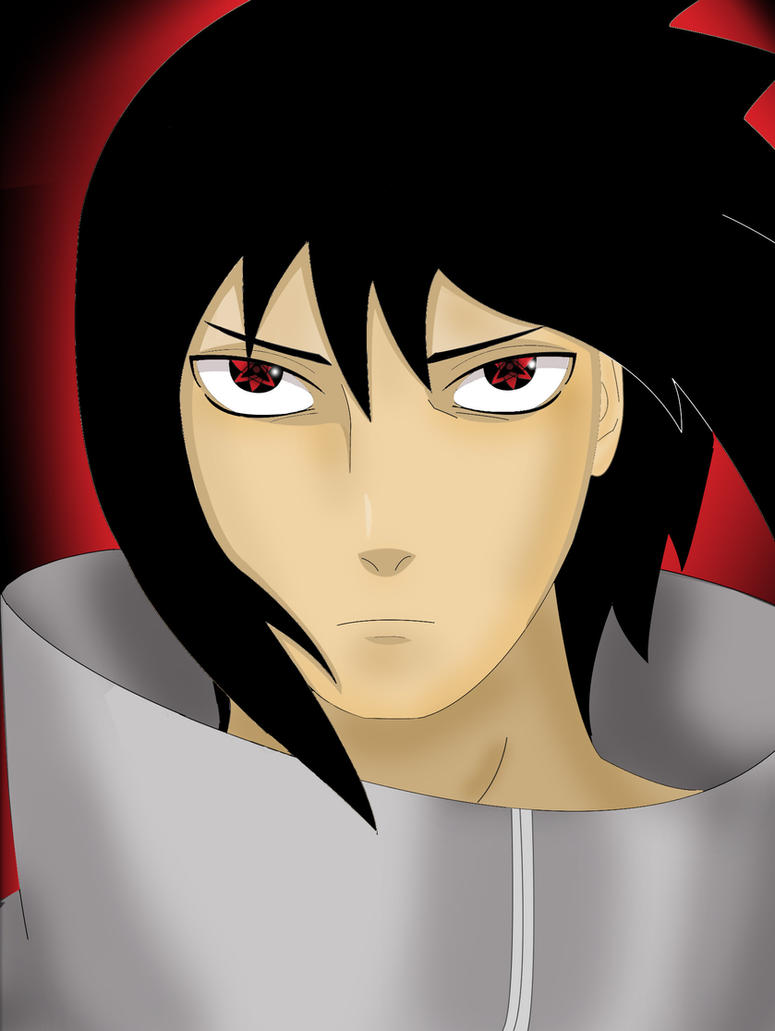 Sasuke With Ete...