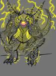 Voltage Azaka, The Wrath of the Storm