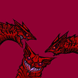 Shadows Stained Crimson with Death by Tyrant28