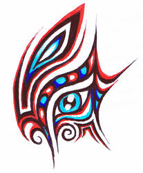 Tr'eye'bal by Ashlo4
