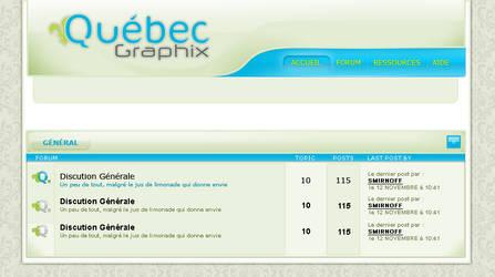 Qc-Graphix.com Concept