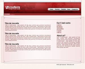 Vbcoders template