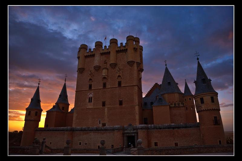 Segovia Castillo Uno by unAmerican