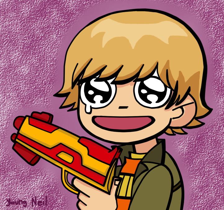 Young Neil By StarRockie On DeviantArt