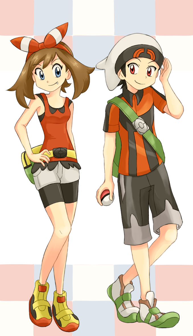 Pokemon Special Omega Ruby Alpha Sapphire by StarRockie on ...