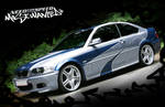 NFS Most Wanted Street Racer