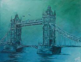 Tower Bridge by xoxtazxox