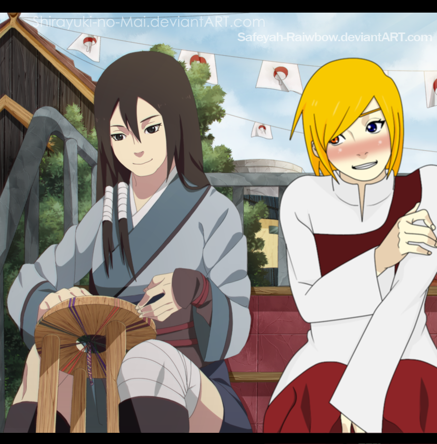 My Naruto Rpc Mai Sad Pics: Hibari Uchiha And Orange Uchiha Firend Girls RPC By