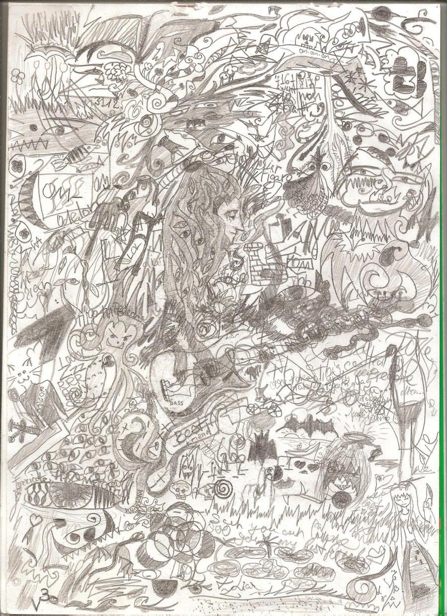Psychedelic John by Varua3