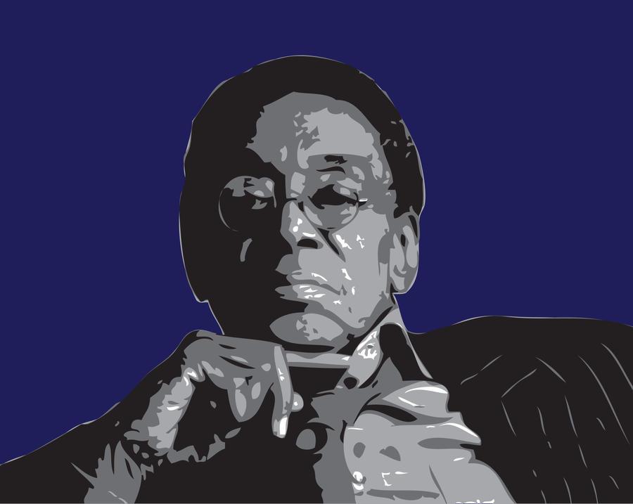 Don Cornelius design by RealKaBoomArt
