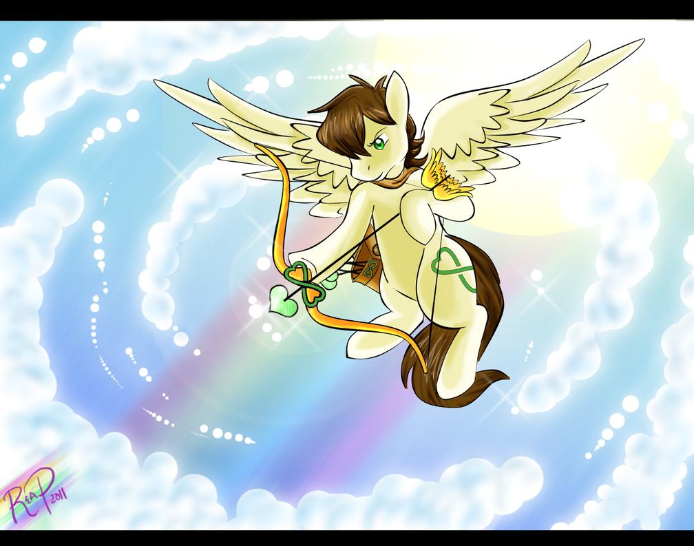 God of Light by Skittledeedoo