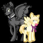 Ponyshitsuji: Claude and Alois