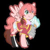 III Pony by Skittledeedoo