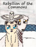 Rebellion of the Commons: Title Page by Greenpolarbear47
