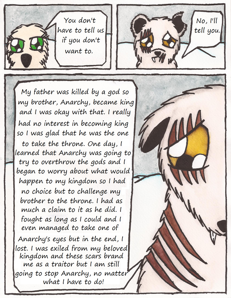 Rebellion of the Commons: Chapter 1 - Page 7 by Greenpolarbear47