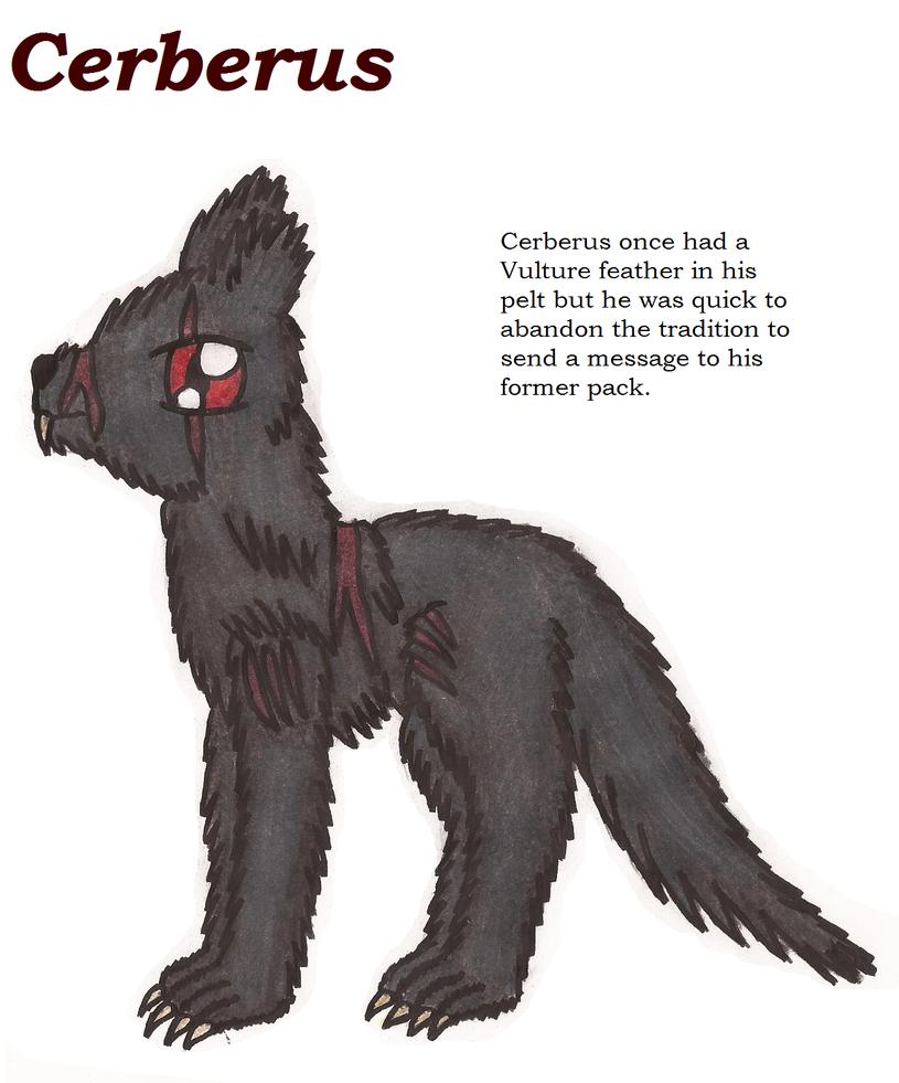 Reference Sheet: Cerberus by Greenpolarbear47