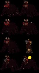 Aranea evolution