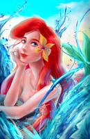 Ariel by ShinoriChian