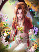 Aerith by ShinoriChian