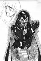 goosebumps haunted mask by Khenmes