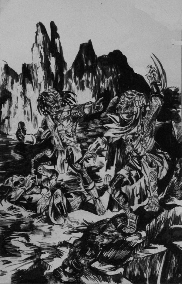 Predator Returns by Khenmes