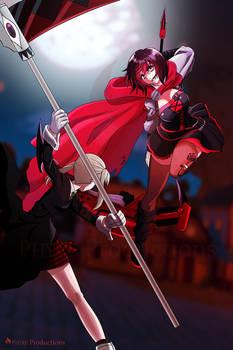 Ruby Rose Vs. Maka Albarn