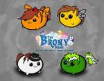 Brony Show Chubbies!
