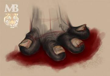 Bloodlust by Deedolit