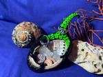 Octopus Ring Holder and Trinket Dish by BreenStudios