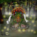Ancient Frog Emperor