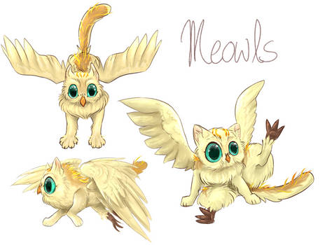 Meowls!