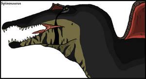 Spinosaurus Aegypitcus