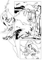 Jungle Girl Page 2 of 6 by mashi