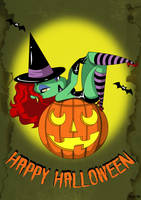Happy Halloween 2008 by mashi