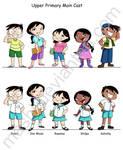 Primary School Characters