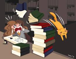 Art Jam: Hermione