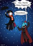Yondu meets Mary Poppins