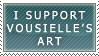 Support meh stamp by Vousielle