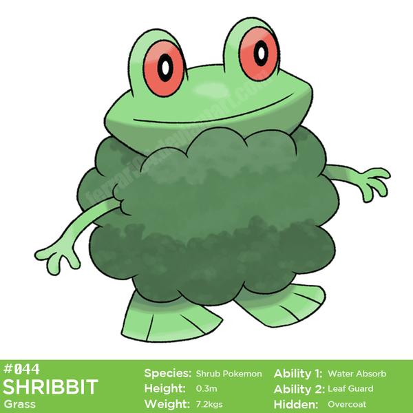 044 Shribbit by Malamarvellous