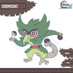 Chemicrat by Malamarvellous