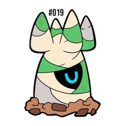 019 Torrepod Sticker
