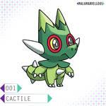 Cactile - Grass Starter
