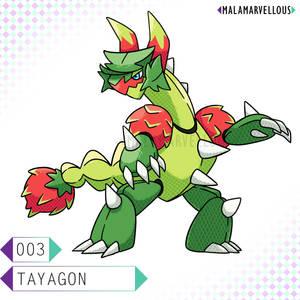 Tayagon - Final Grass Starter