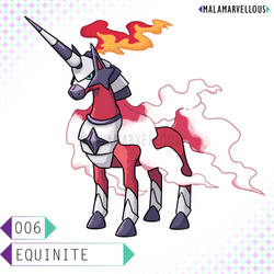 Equinite - Final Fire Starter