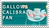 gallowsCalibrator Fan Stamp by RyujiDicey